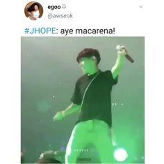 He is two diff people Bts Taehyung, Bts Bangtan Boy, Bts Jimin, Jhope, J Hope Gif, Bts J Hope, Bts Memes Hilarious, Bts Funny Videos, J Hope Tumblr