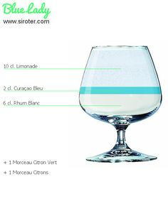 - ★ Blue lady cocktail recipe ★ Practical sheet, preparation, ingredients and advice from the bar - Cocktail Curacao, Cocktail Bleu, Cocktail And Mocktail, Cocktail Mix, Refreshing Cocktails, Fun Cocktails, Fun Summer Drinks Alcohol, Alcoholic Drinks Vodka, Cocktail Machine
