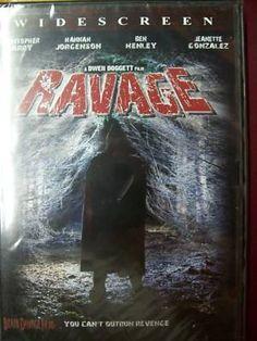 Ready for Halloween? Ravage horror thriller Movie, Being terrified is an understatement!