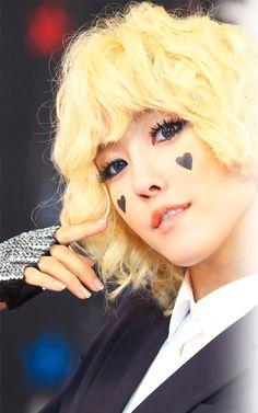 T-Ara - Sexy Love -  Park Sun Young (Hyomin, 박선영)