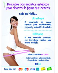 Descubre las mejores combinaciones para celulitis, flacidez y grasa localizada!  www.matizsaludybelleza.com  Como tú quieres que sea! Medicine, Cellulite, Innovative Products, Color Combinations