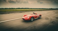 Maserati 250S: From playboy's toy to racing icon | Classic Driver Magazine