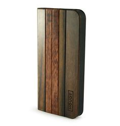 iPhone 5/5S Black Houdt Padauk  Rose Wood Flip Case  #iPhone5s #iPhone5 #iPhoneCovers #iPhoneWoodenCovers Iphone5s, Real Wood, Bamboo, Rose, Black, Design, Pink, Black People