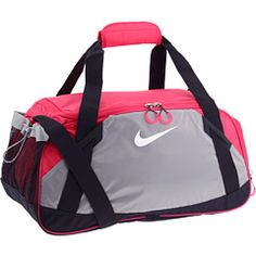 Add some Pink Zebra Sprinkles so your Gym doesnt smell bad!   Not necessarily this one but a cute BIG gym bag. I cant fit anything in mine :p