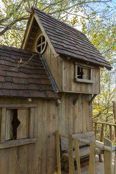 #projecthaasrode #boomhut #hamerenhark #hout #speelhuis #houtmoet #treehouse…