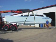 The $21K catamaran: Build a cat fast and cheap