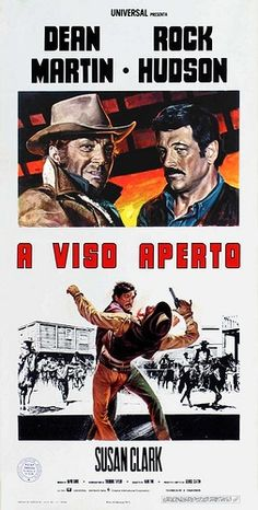 Western Movies - Movie Posters pinned with Bazaart