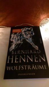 Bernhard Hennen - Wolfsträume