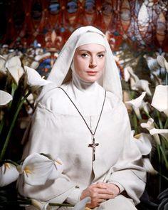 "Deborah Kerr as Sister Clodagh in ""Black Narcissus"""