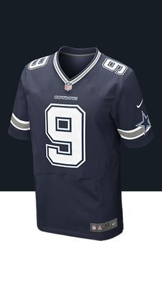 Cheap NFL Jerseys Sale - NEW Youth Dallas Cowboys Tony Romo Nike Navy Blue Game Football ...