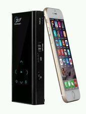 Mini Dlp Projector Led 6 Multimedia Hd Hdmi Wifi Cinema Usb Wireless Android HTC