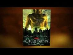YA book trailer City of Bones by Cassandra Clare