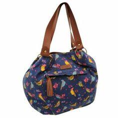 Lee Cooper Ladies Canvas Tote Bag