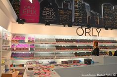 ORLY made in L.A. Cosmoprof Bologna 2016!