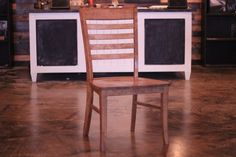 Thomas Dining Chair in Early American Stain