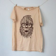 Hipster Chewbacca