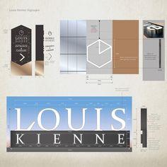 LOUIS KIENNE HOTEL – WAYFINDING SYSTEM – Kaze Lim Hotel Signage, Bar Chart, Inspiration, Biblical Inspiration, Inhalation, Motivation