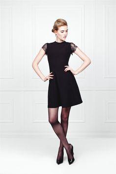 Little Black Dress - A line