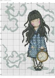 """Résultat de recherche d'images pour """"gorjuss cross stitch patterns"""""""