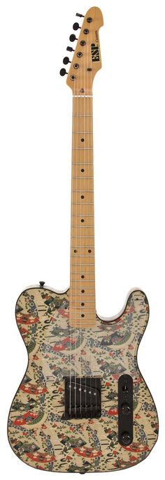 ESP Limited Edition Esquire Style Guitar