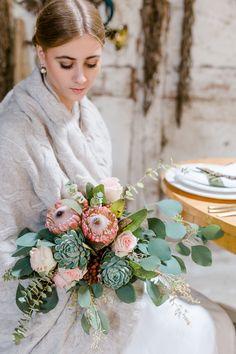 Rustic Chic: Forsthausliebe für eine romantische Herbsthochzeit von Nina Su Photography | Hochzeitsblog The Little Wedding Corner