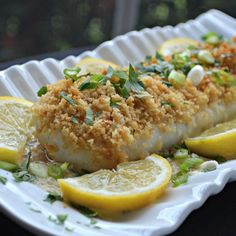 Perfect Ten Baked Cod