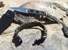 #Tactical #Survival #Dagger w/ sheath and #Paracord by Geared4Survival, $15.00 #knife #bracelet #etsy #camping #fishing #hunting #country #outdoors