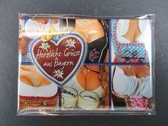 Bayern Einblicke: dieser Foto Souvenir Magnet ist nicht nur ein Augenschmaus, er schafft auch Ordnung und sorgt durch den vollflächigen Kraftmagneten auf der Rückseite dafür, dass auch mehrere Zettel fest an Ort und Stelle bleiben.