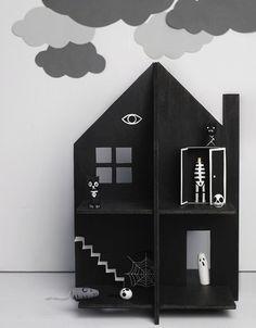 DIY Halloween Decoration: Haunted Doll House — Mr Printables