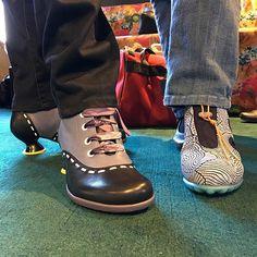 ec3aef6da4874 Calling  vog inspector and  vog orion to attention. More shannanigans at   fluevogqueenwest today with. Fluevog Shoes