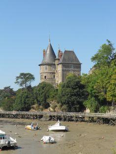 Pornic, Loire-Atlantique.  Bretagne