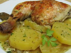 Pollo asado a la importancia | La Juani de Ana Sevilla