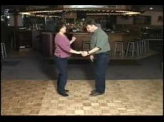 Very good step by step instruction.....Zydeco Dance Instruction
