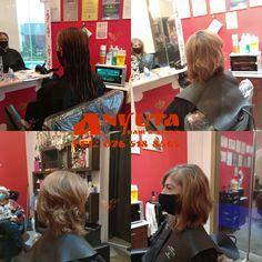 Salons, Flat Screen, Tv, Hair Styles, Blood Plasma, Lounges, Television Set, Hairdos, Tvs