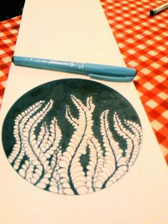 #doodle #art #водоросли #плагиат #ярисую