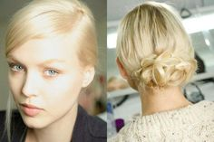 5 Hair Ideas for the Holidays, Inspired by These Awesome Runway Updos | Teen Vogue