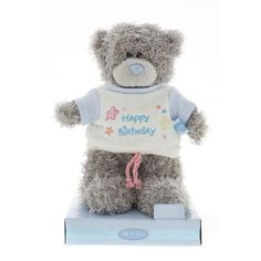 peluche me to you happy birthday cadeau anniversaire