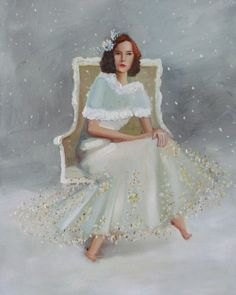 The Snow Queen by Janet Hill