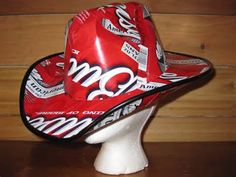 how to make beer box cowboy hat - Bing Images