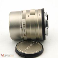 Contax 90mm F2.8 Sonnar T*:Contax