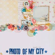 Marivi Pazos Photography & Scrap: Photo of my city