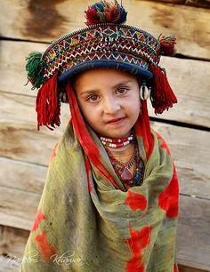 Child from Gilgit, Pakistan