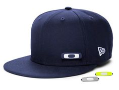 OAKLEY x NEW ERA「Interchange Square O」59Fifty Fitted Baseball Cap