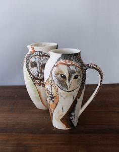 My Owl Barn: Gorgeous Ceramics by Shannon Garson