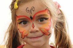 Аквагрим заказать на детский праздник, день рождения в Москве