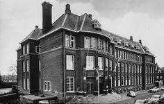 1967 - Fusiepartner Diaconessenhuis Refaja in de Bellevuestraat, Dordrecht