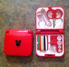 Fish extender gift sewing kit