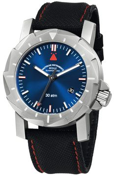 Muhle Glashutte Watch Kampfschwimmer #bezel-unidirectional #bracelet-strap-synthetic #brand-muhle-glashutte #case-material-steel #case-width-44mm #date-yes #delivery-timescale-call-us #dial-colour-blue #gender-mens #luxury #movement-automatic #official-stockist-for-muhle-glashutte-watches #packaging-muhle-glashutte-watch-packaging #subcat-kampfschwimmer #supplier-model-no-m1-28-92-nb #warranty-muhle-glashutte-official-2-year-guarantee #water-resistant-30m