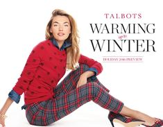 Talbots Fashion Images & Assets for Your Publication or Website