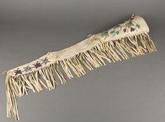 Scabbard, Cree. 1880.